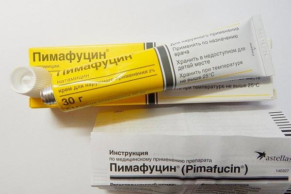 крем пимафуцин инструкция