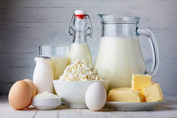Кисломолочные продукты при молочнице