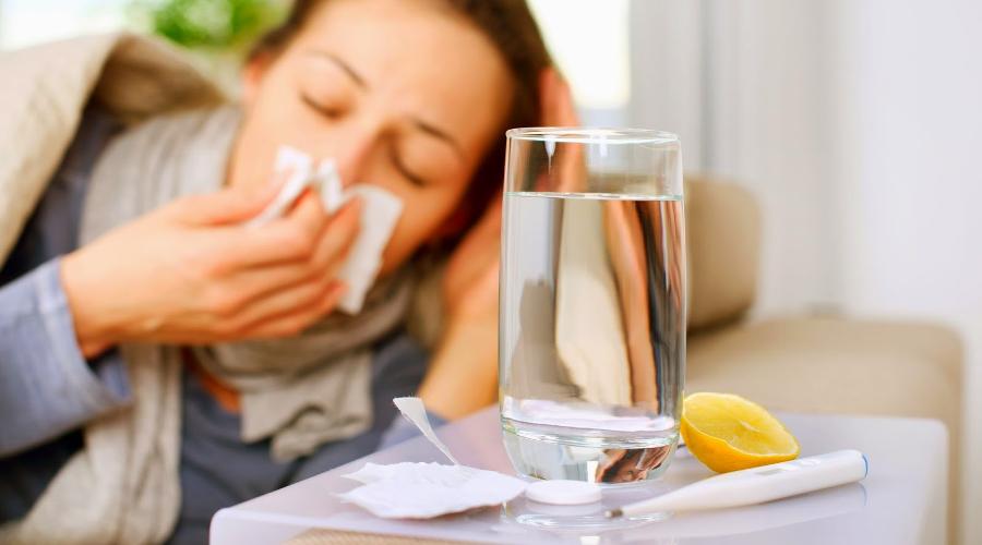 Что необходимо делать при простуде во время беременности