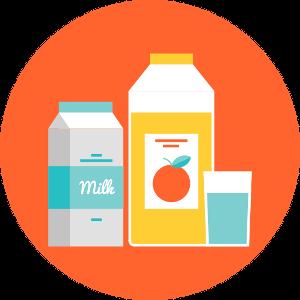 Молочные продукты при грудном вскармливании