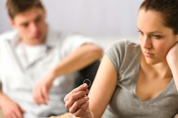 Из-за чего распадаются браки