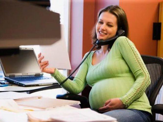 Трудовые права беременных мамочек
