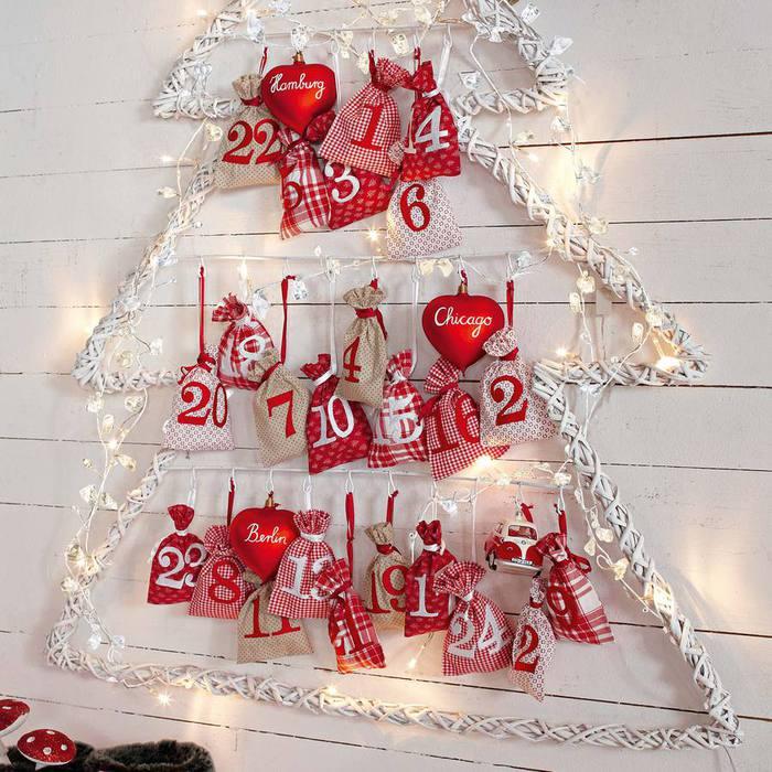 Картинки по запросу календарь ожидания нового года идеи