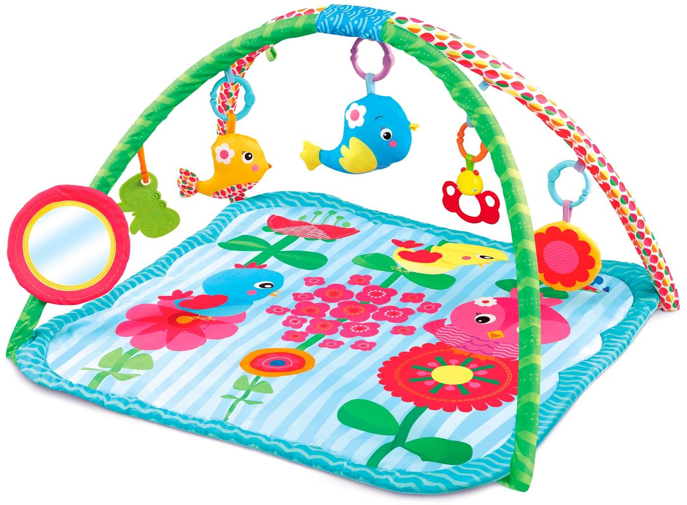 Развивающий коврик картинки для детей
