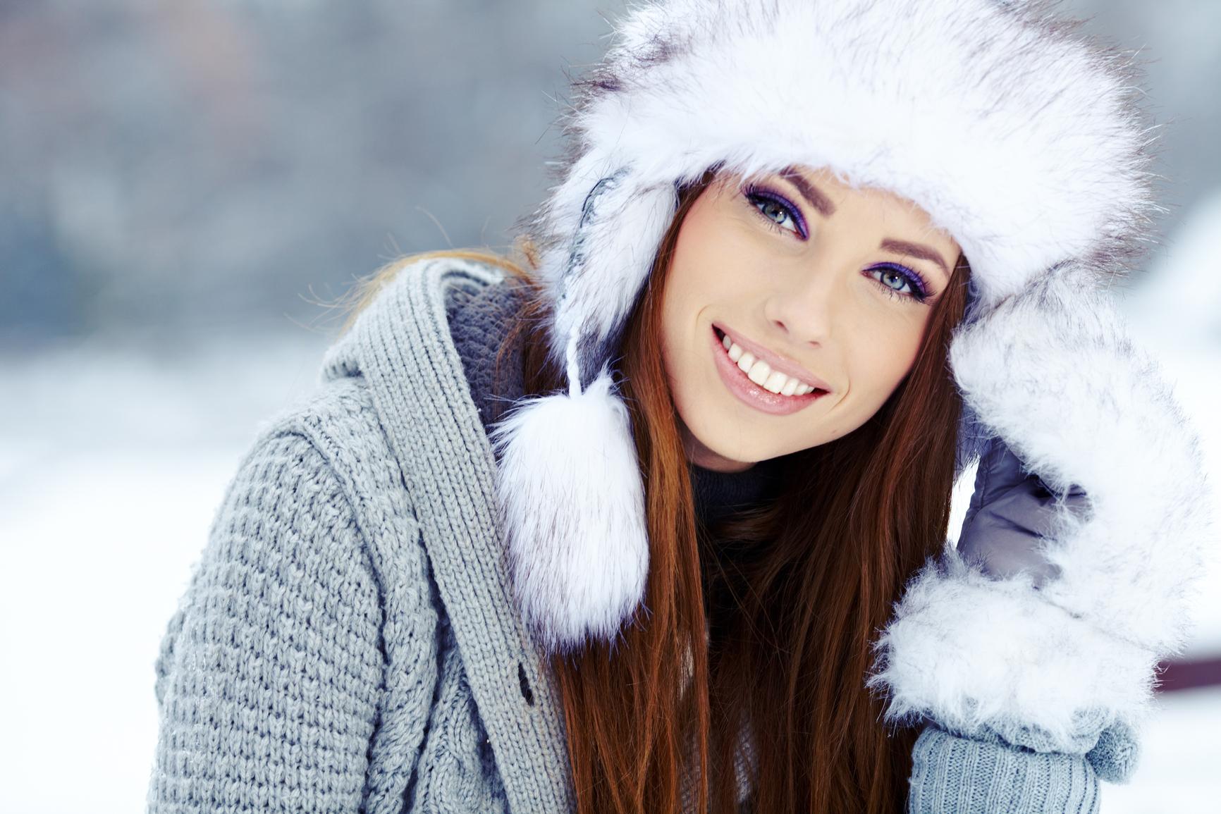 Как защитить волосы в холодное время года?