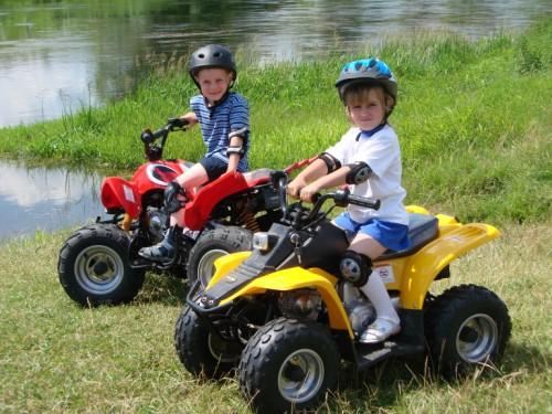 Детские  Электроквадроциклы