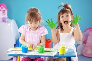 Влияние творческих занятий на развитие ребенка