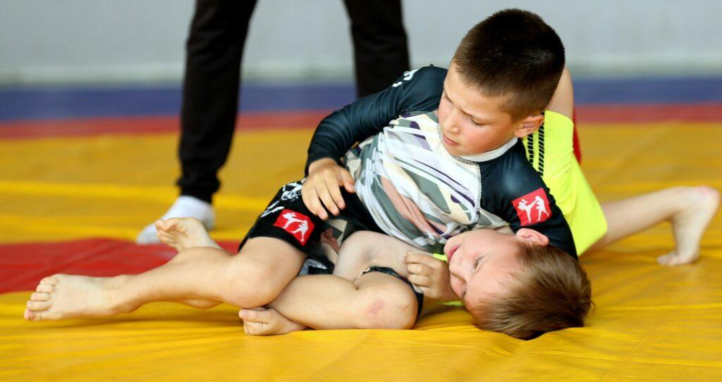 Спортивные секции для первоклассника