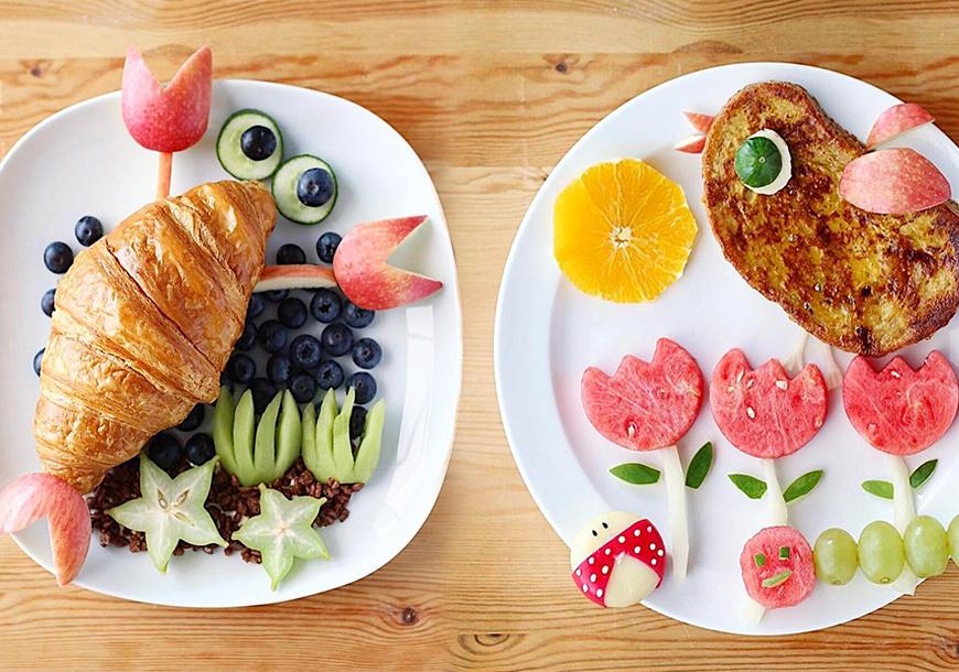 оригинальные пожелания фото завтрака как оформить машину нашли