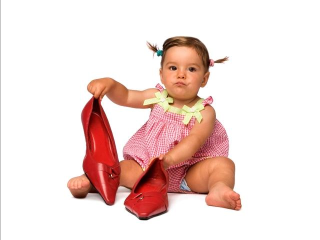 как выбрать ребенку обувь
