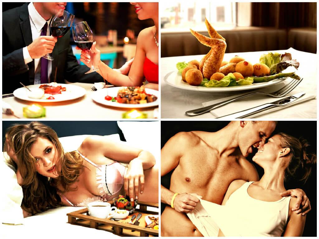 Секс диета для женщин