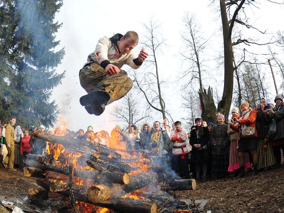 масленица славянская история возникновения