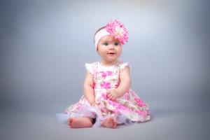 Что подарить ребенку на 1 год. Фотосессия