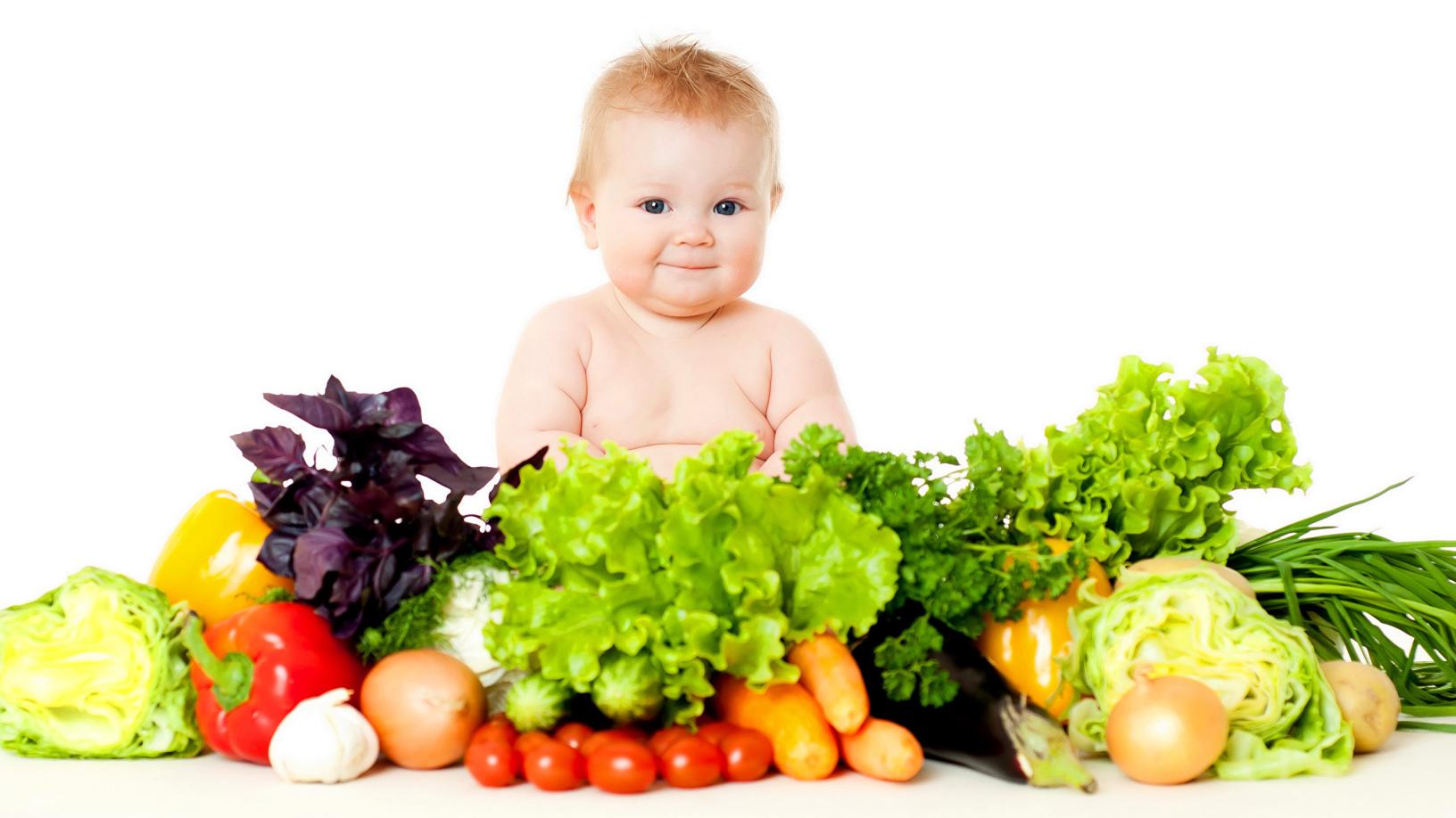 Полезная еда для детей школьного возраста