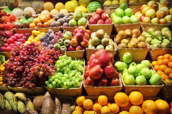 фрукты при молочнице
