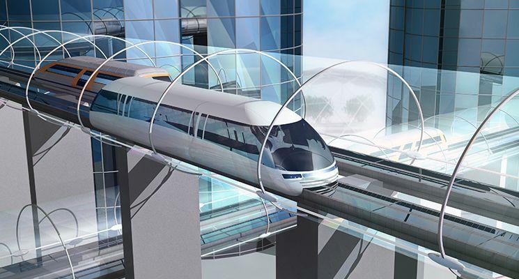 Хайперлуп – вакуумные поезда . Автомобили будущего