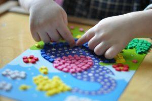 Польза пазлов и мозаик для развития детей