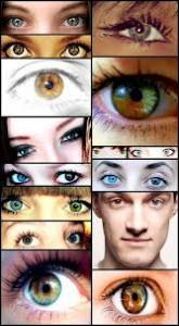 когда у ребенка меняется цвет глаз