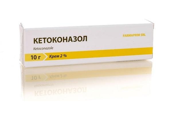 мазь кетоконазол при молочнице