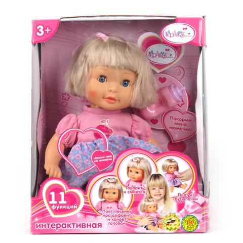 Что подарить ребенку на 1 год. Куклы и пупсы