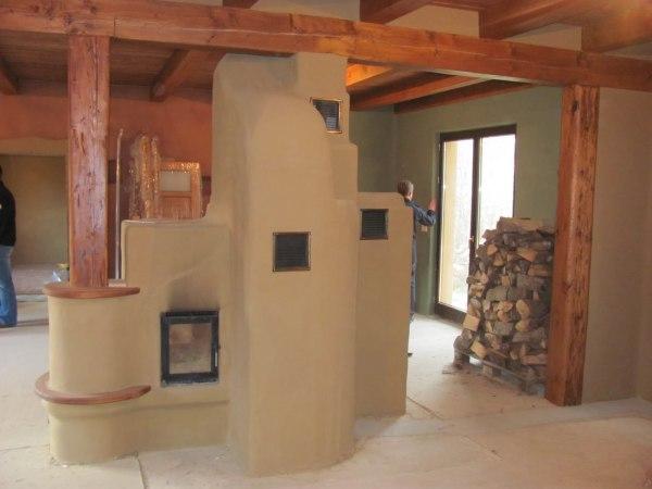 Глина как отделочный материал для своего дома