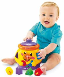 Игрушки для ребенка до 1 года. Какие лучше выбрать?