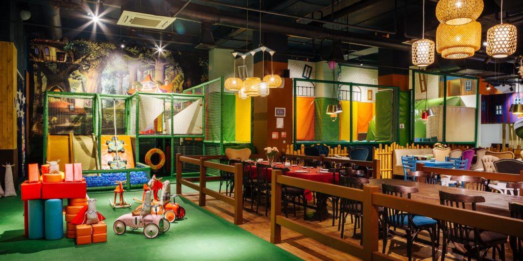 Детские игровые центры. Какую игровую зону лучше выбрать?