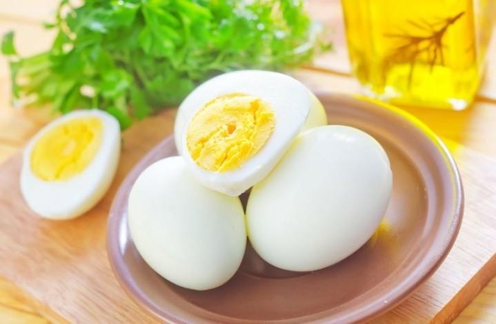 яйца в рационе мужчин