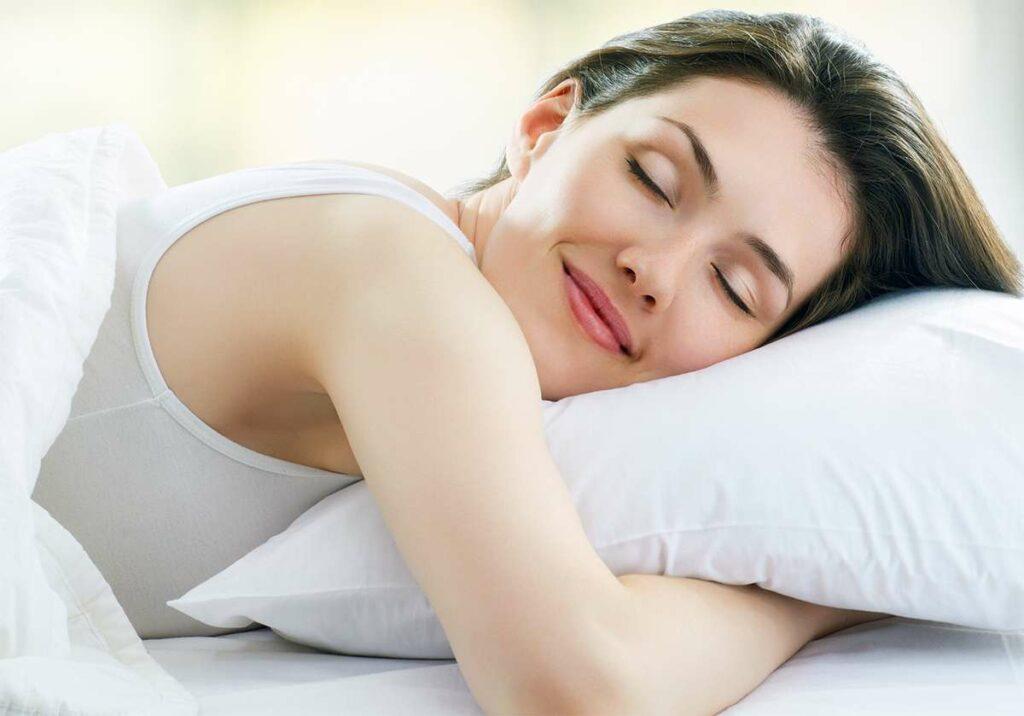 Как научиться засыпать с хорошими мыслями?