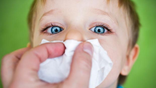респираторные проявления аллергии у ребенка