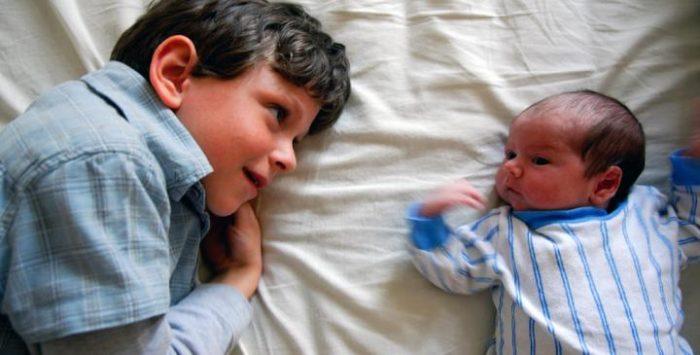 как бороться с детской ревностью