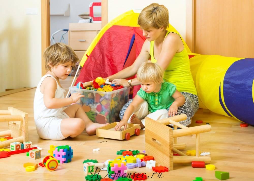 Как приучить ребёнка к порядку не ругая его