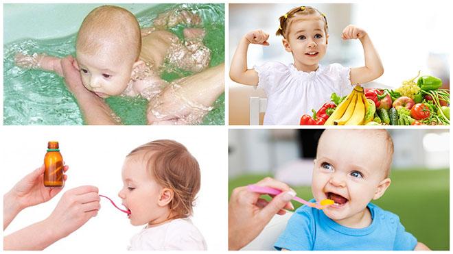 Как повысить иммунитет ребенку? Просто и эффективно.