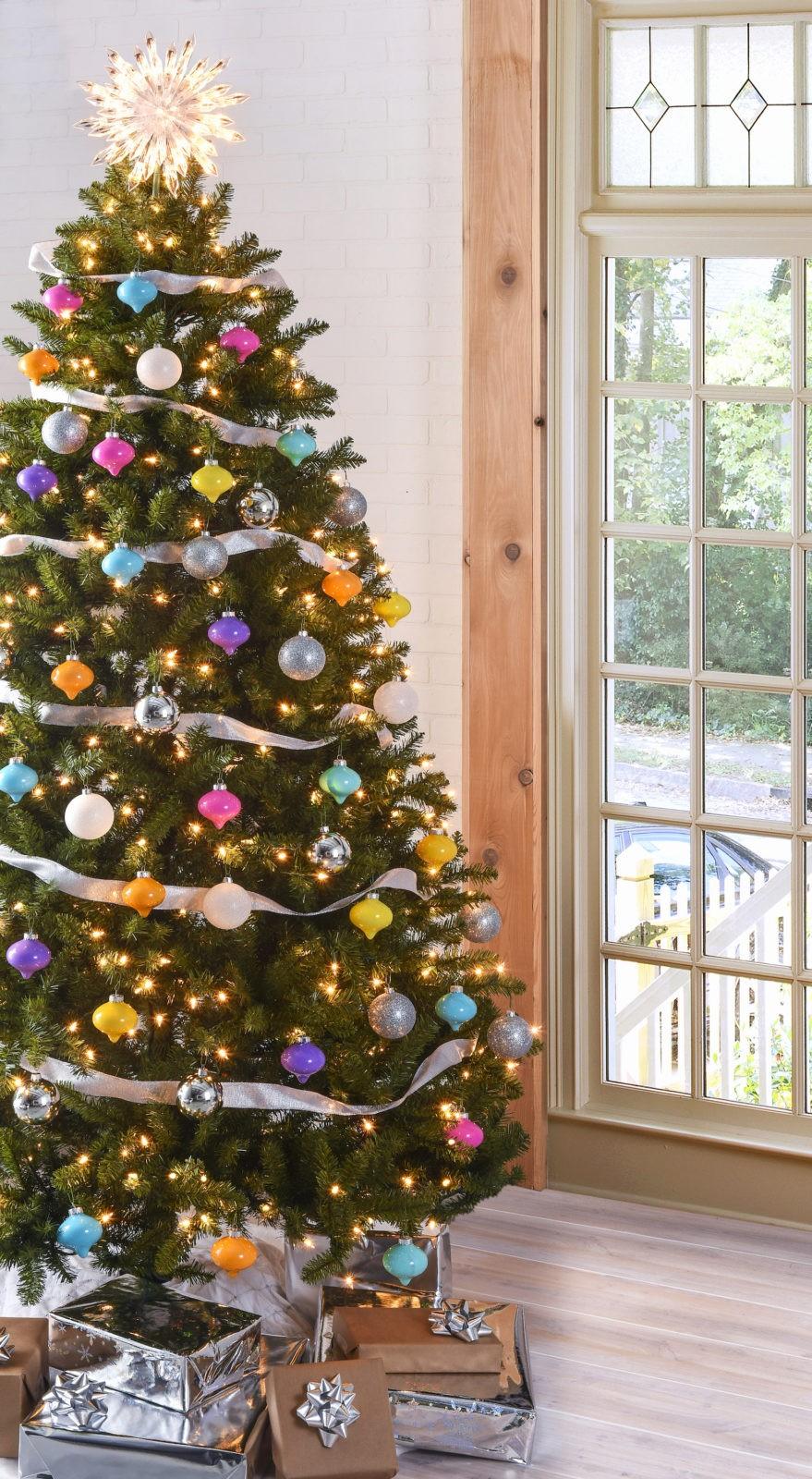 Как украсить елку на Новый год 2020