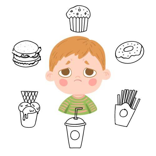 пищевые добавки, запрещенные для детей