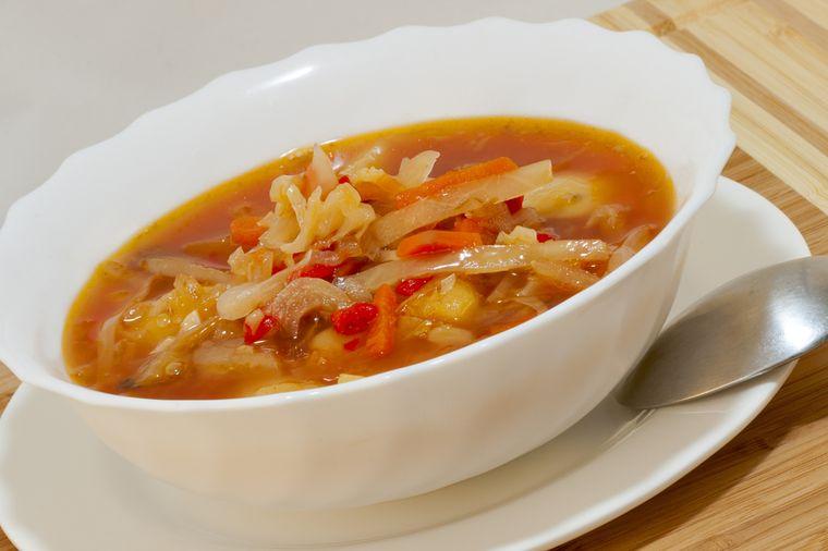 детокс-суп