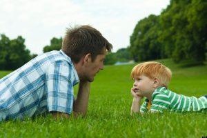 подружитесь с ребенком картинка