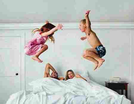 Родители и их проблемные гиперактивные дети