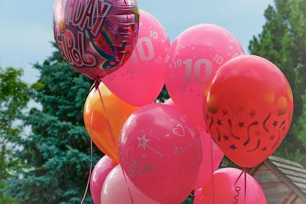 шарики на детский праздник