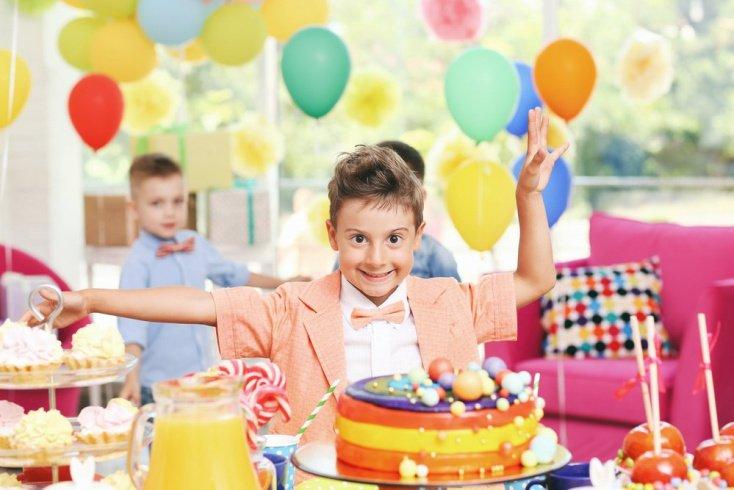 Ключевые моменты организации дня рождения ребенка