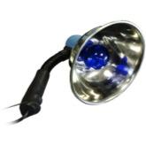Синяя лампа - прогревание носа при насморке