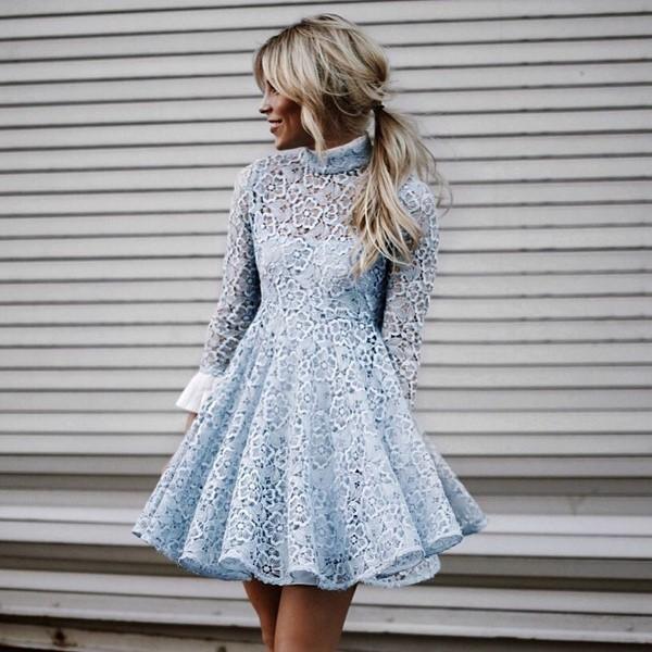 Лучшие весенние образы с платьями 2020-2021: какими будут самые модные платья предстоящей весны - смотри фото