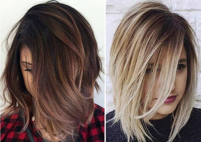 Балаяж на русые волосы: преимущества. Выбор цвета и покраска дома