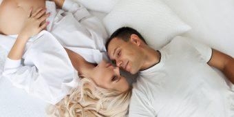 Секс во время беременности. За и против